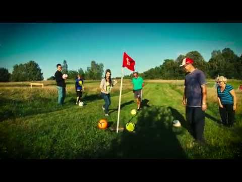 Footgolf w Przywidzu - poznaj nowy sposób spędzania wolnego czasu