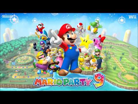 Full Mario Party 9 OST