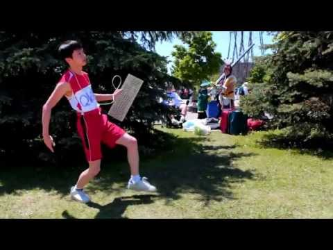 Best Cosplay Ever QWOP