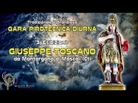 ADELFIA (Ba) - SAN TRIFONE 2016 - GIUSEPPE TOSCANO da Montargano di Mascali (Ct) - Diurno