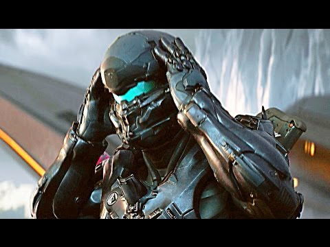HALO 5 Guardians LEGENDARY ENDING After Credits Secret Cutscene