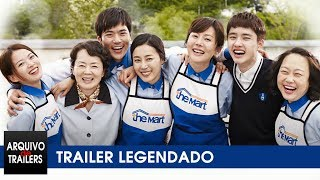 Cart (카트 2014) - Trailer Legendado