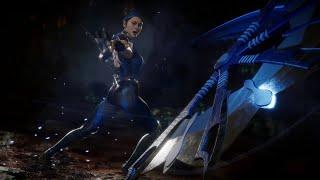 Mortal Kombat 11 - Official Kitana Reveal Trailer by GameTrailers