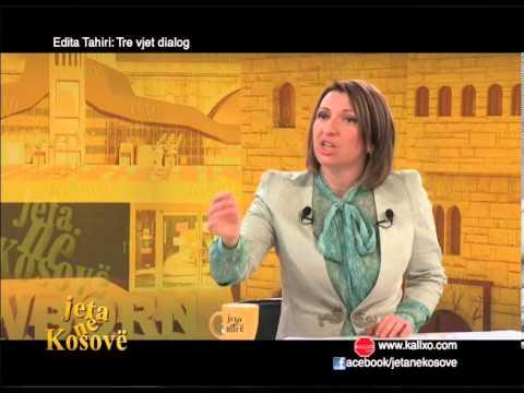 Intervist� me Edita Tahiri