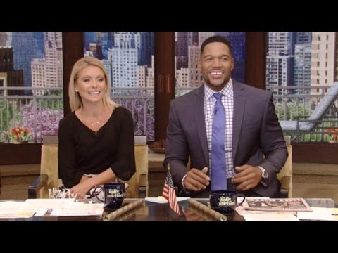 'Live!' Announces Kelly Ripa's First Guest Co-Host