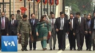 India, Pakistan Officials Meet at Wagha Border