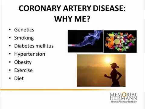 Coronary Artery Disease Online Presentation