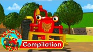 N'oubliez pas de vous abonner: https://goo.gl/xw74R5 Tracteur Tom habite la ferme du Pré Charmant avec ses amis fermiers, engins et animaux qu'il aime bien ...