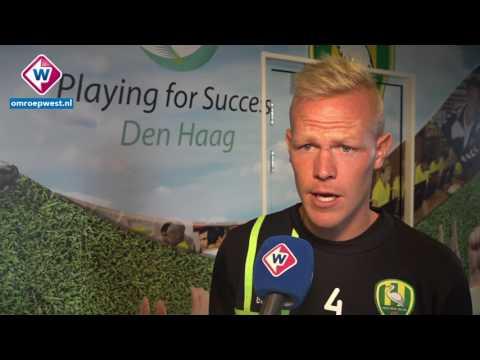 Beugelsdijk over ADO Den Haag - FC Utrecht