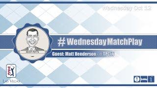 #WednesdayMatchPlay with Matt Henderson from TPC Las Vegas