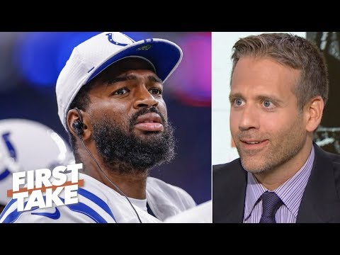Video: The Colts are buying time with Jacoby Brissett – Max Kellerman | First Take