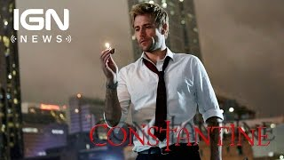 Nonton Constantine Cancelled By Nbc   Ign News Film Subtitle Indonesia Streaming Movie Download