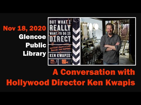 An Evening with Hollywood Director Ken Kwapis