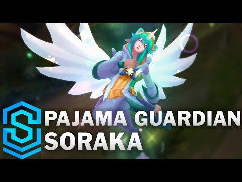 Soraka Vệ Binh Pyjama - Pajama Guardian Soraka