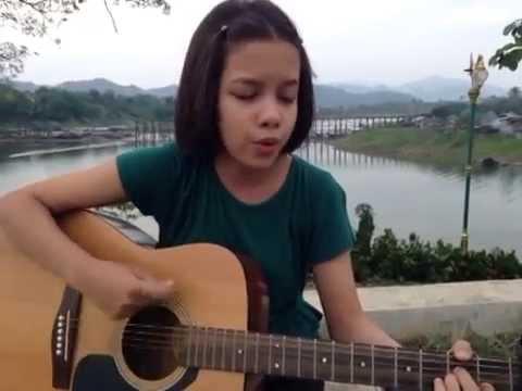 Karen musician, 13, dazzles online