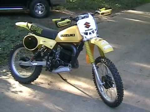 Renovated 1980 Suzuki PE 175
