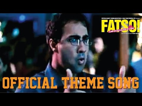 FATSO TITLE SONG [VIDEO] - Ranvir Shorey - Hindi Song