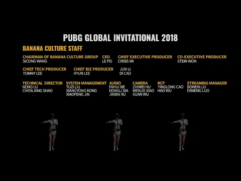 ID: PUBG Global Invitational (PGI) 2018 - FPP Day 5 - Indonesia Official Broadcasting