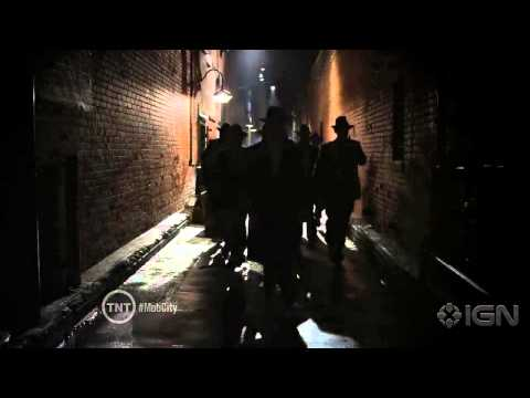 Mob City - Trailer