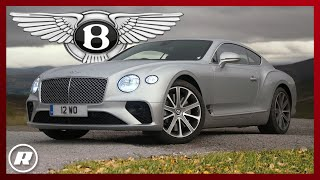 Bentley Continental GT, Flying Spur and Bentayga - Back to Back by Roadshow
