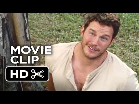 Jurassic World Official Movie Clip #1 – Alive (2015) – Chris Pratt, Bryce Dallas Howard Movie HD