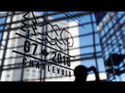 Δασμοί και Ιράν στην ατζέντα των G7