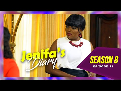 Jenifa's Diary S8EP11 -FRIENDS FOR LIFE | (JENIFA In LONDON)