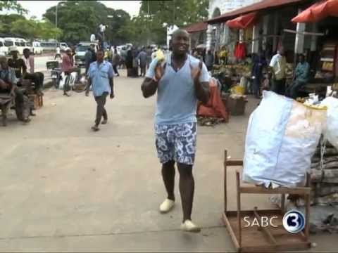 Simba explores Zanzibar