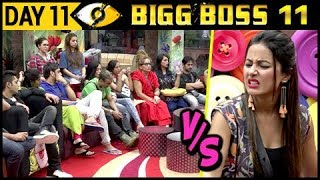 Video Hina Khan Vs Housemates | Bigg Boss 11 Day 11 – Episode 11 | 12th October 2017 Full Episode Update MP3, 3GP, MP4, WEBM, AVI, FLV Oktober 2017