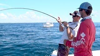 Video Bass Tackle Saltwater Challenge ft. BlacktipH MP3, 3GP, MP4, WEBM, AVI, FLV Oktober 2018