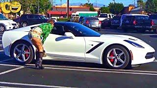 Video See what She did when She saw he has a Chevrolet Corvette! MP3, 3GP, MP4, WEBM, AVI, FLV Februari 2019