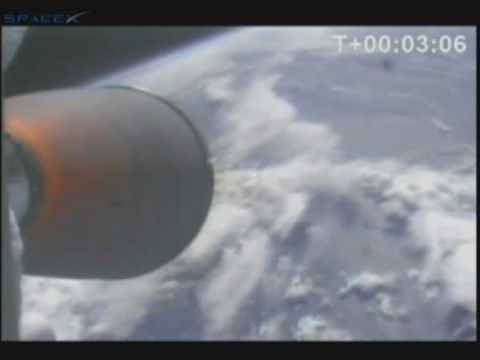 Falcon 1 - The SpaceX Razaksat Launch on the 13th of July 2009 for your viewing pleasure.