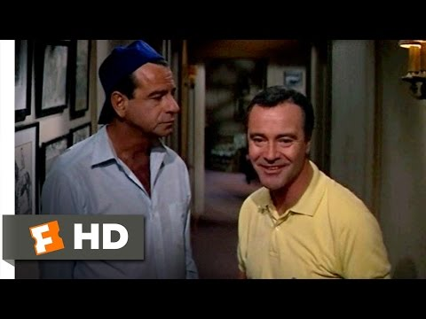 The Odd Couple (8/8) Movie CLIP - I'm Going To Kill You (1968) HD