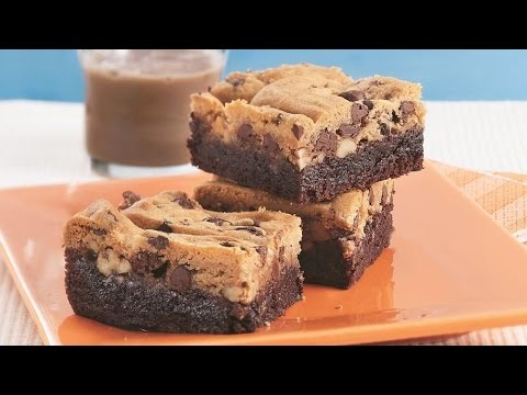 How to Make Brookies - Dessert Recipes