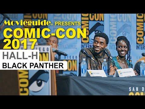 SDCC 2017: Black Panther Hall H Panel