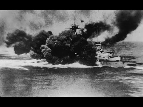 The Battle of Jutland - Clash of the Titans - Part 2 (Jellicoe vs Scheer)