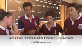 - Pololine TV : Interview In The Wings, vainqueur de la Coupe d'Argent -