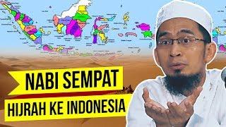 Video Terbongkar! Rombongan Nabi Sempat Hijrah ke Indonesia Sebelum ke Madinah? - Ustadz Adi Hidayat LC MA MP3, 3GP, MP4, WEBM, AVI, FLV Oktober 2018