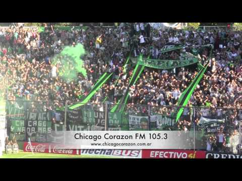Video - La Gloriosa Hinchada - La Barra de Chicago - Nueva Chicago - Argentina