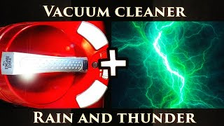 Download Lagu ★ Vacuum Cleaner + RAIN and THUNDER Sound ★ Relaxing Sound ★ Sleep Sound ★ White Noise ASMR Mp3
