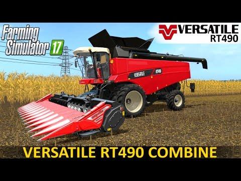 VERSATILE RT490 v1.0