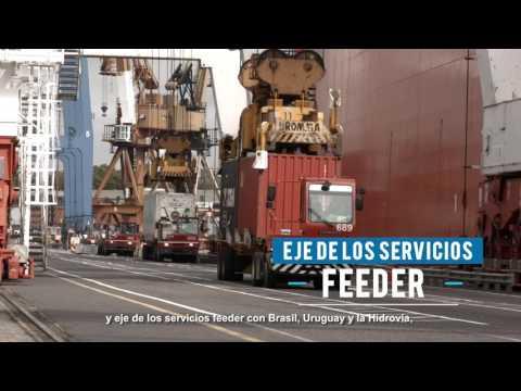 Video Industria de Cargas - Puerto Buenos Aires