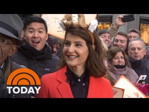 Nia Vardalos interview on TODAY