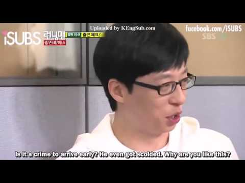 RM 47 Kwang Soo Got Scolded Even Though He Did Well