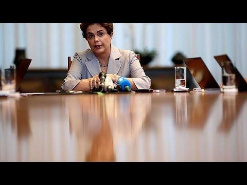 Βραζιλία: Παραπομπή σε δίκη της Ντίλμα Ρούσεφ ενέκρινε η Γερουσία