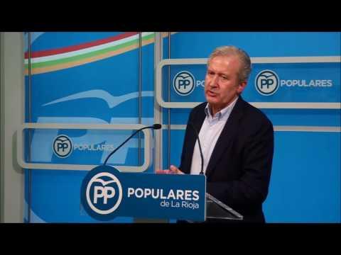 Emilio del Río analiza una iniciativa del PP sobre ciberseguridad