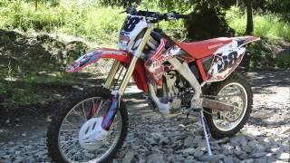 9. honda crf250x 2015 model