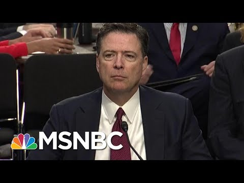 "GOP Strategist: ""White House Is Blowing"" James Comey;s Response 
