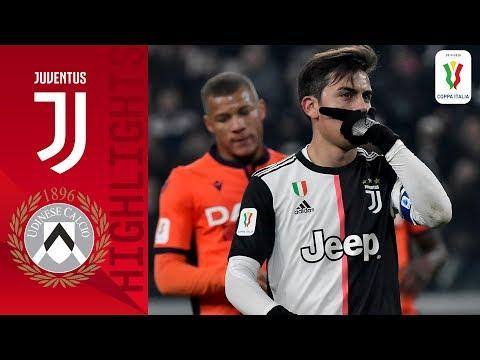 FC Juventus Torino 4-0 Udinese Calcio Udine   ( TI...