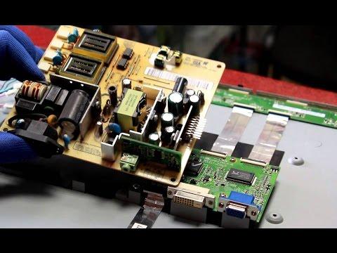 Lcd color mini tv схема снимок